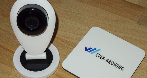 HiKam S6 Ãœberwachungskamera im Test - Alexa kompatible