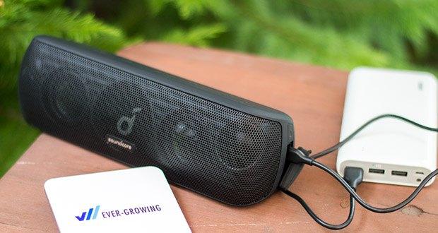 Soundcore Motion+ Bluetooth-Lautsprecher von Anker im Test - mit USB-C-Konnektivität und Bluetooth 5.0