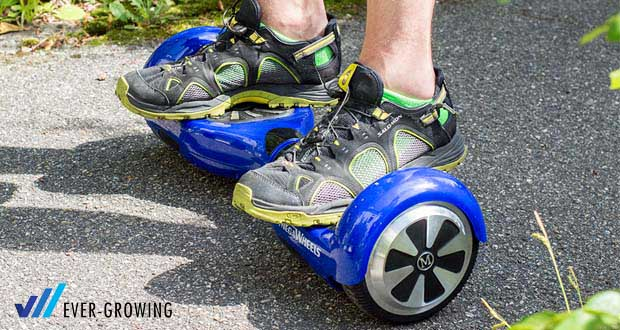 """MEGAWHEELS Hover Board 6.5"""" mit max. Geschwindigkeit: 10 km/h"""