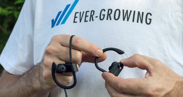 Bluetooth Kopfhörer U8I von LETSCOM im Test – der verbesserte Lithium-Polymer-Akku bringt Ihnen bis zu 8 Stunden Musikgenuss