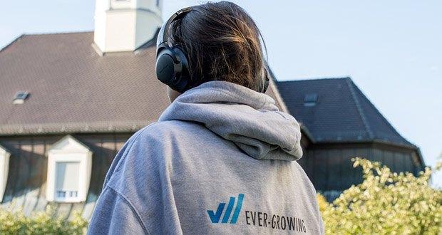 Soundcore Life Q20 Bluetooth Kopfhörer von Anker im Test - der dynamische 40mm Treiber bereichert das Klangprofil deiner Musik und schenkt dir damit ein atemberaubendes Klangerlebnis