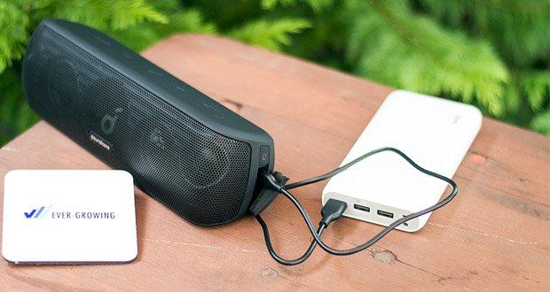 Anker PowerCore 26800mAh Power Bank im Test - für Handy, iPad, Lautsprecher, Kopfhörer und weitere