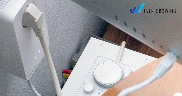 devolo Magic 2 WiFi - echtes Mesh-WiFi sorgt dafür, dass Sie immer auf den jeweils schnellsten Knotenpunkt zugreifen