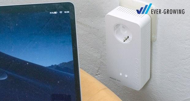 devolo Magic 2 WiFi - mit der Home Network App installieren und steuern Sie Ihre Magic-Adapter traumhaft einfach