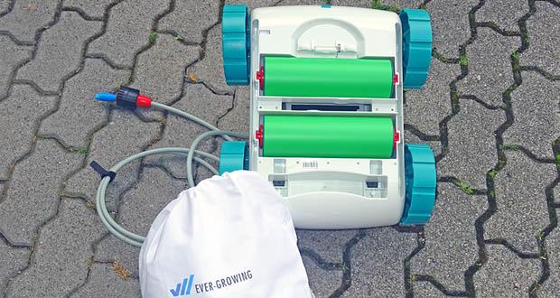 Poolroboter von POOL Total im Test – mit 2 Reinigungsprogramme, Dauer: 1 oder 2 Stunde(n)