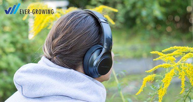 Soundcore Life Q20 Bluetooth Kopfhörer von Anker im Test - 30 Stunden kabellose Wiedergabezeit im ANC-Modus