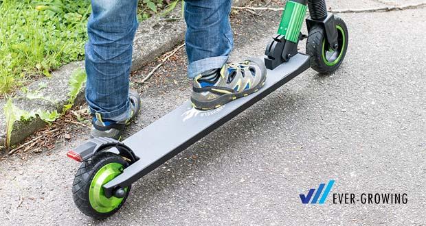 Electric Scooter-S1 von MEGAWHEELS ist ein ideales Transportmittel für Schule, Arbeit, Fitness, Kurzstrecken und Freizeit