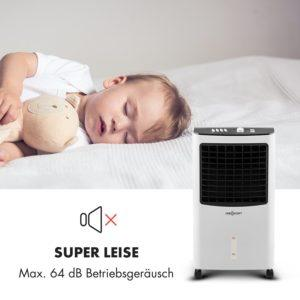 Welche Arten von Klimaanlage gibt es in einem Testvergleich?