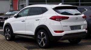 Die einfache Bedienung vom Hyundai Tucson Testsieger im Test und Vergleich