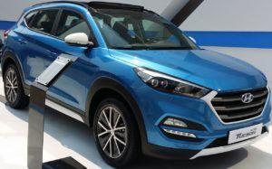 Die Handhabung vom Hyundai Tucson Testsieger im Test und Vergleich