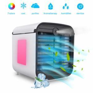 Folgende Eigenschaften sind in einem Mobile Klimaanlage Test wichtig