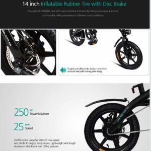 Diese Testkriterien sind in einem E-Bike Klapprad Vergleich möglich