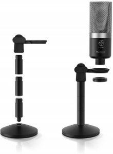 Die Arten aus einem Mikrofon Testvergleich
