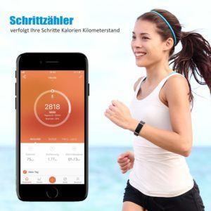 Das Fitness Armband Testen und Vergleicheb