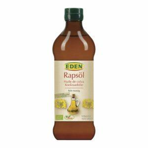 Welche Arten vom Rapsöl gibt es in einem Testvergleich?