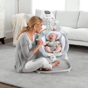 Geschichte bei Elektrische Babywippen im Test und Vergleich