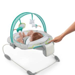 Naturgeräusche bei elektrischen Babywippen im Test und Vergleich