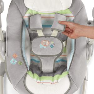 Sicherheit bei einer Elektrische Babywippe im Test und Vergleich