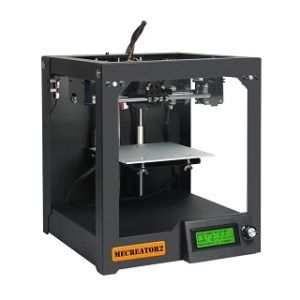 Sicherheitshinweise bei einem 3D Drucker im Test