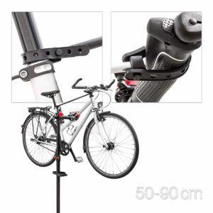 Umgang mit Fahrrad Montageständer im Test und Vergleich
