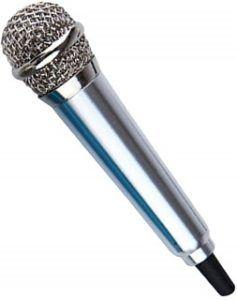 Viele Fragen aus einem Mikrofon Testvergleich