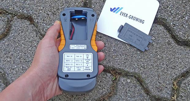 Brennenstuhl Feuchtigkeitsmessgerät im Test - inklusive Batterie-Unterspannungsanzeige