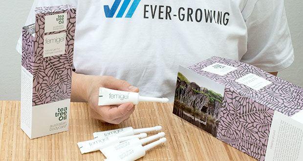 Australian Bodycare Femigel - natürliche Intimpflege mit Teebaumöl für Frauen im Test