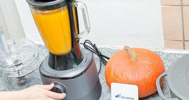 Springlane Universal Küchenmaschine Kaia im Test - die perfekte Begleitung für gesunde Ernährung