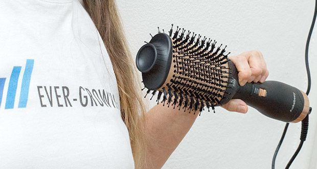 Aokebeey Multifunktions Warmluftbürste im Test - starke Hitze für dickes Haar und geringere Hitze für feines dünnes Haar
