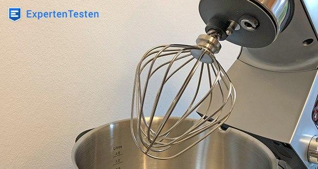 Kenwood Cooking Chef Gourmet KCC9060S Küchenmaschine im Test - kreatives Kochen dank bis zu 180°C Kochtemperatur