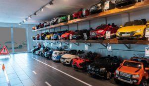 Produkte Action-Fahrzeuge Ladenlokal