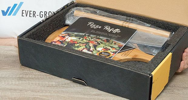 GARCON Pizzastein 4er Set im Test - Original Steinofen Rezeptbuch für 100% Genuss