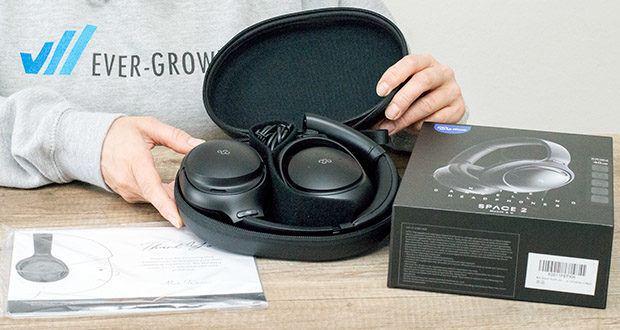 Mu6 Space 2 Active Noise Cancelling Kopfhörer im Test - Frequenzbereich: 20Hz-2000Hz / Frequenzbereich ANC: 20Hz-1000Hz