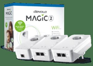 Das Interview über Devolo Magic