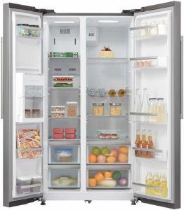 Die genaue Funktionsweise von einem Side-by-Side Kühlschran im Test und Vergleich?