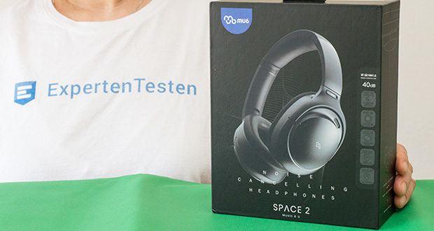 Mu6 Bluetooth Kopfhörer Space2 im Test - Bluetooth Version: Bluetooth V5 / Bluetooth-Reichweite: 10m