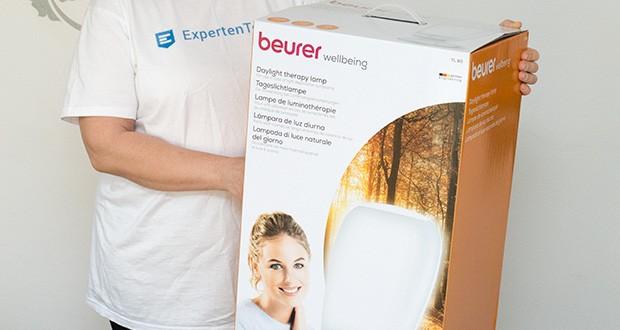 Beurer TL 80 Tageslichtlampe im Test - eignet sich ideal für jedes Zuhause