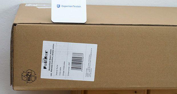 FabiMax Beistellbett im Test - Abmessungen (LxBxH): 95x59x78 cm