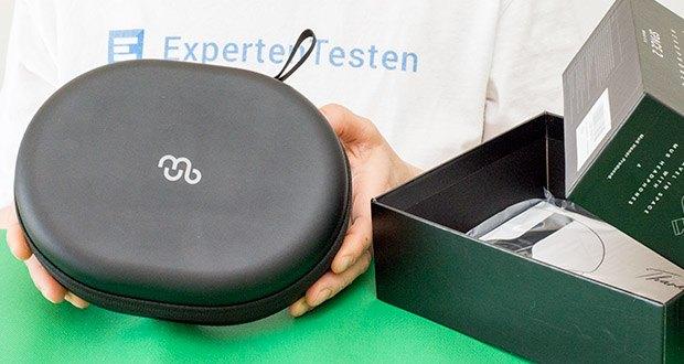 Mu6 Bluetooth Kopfhörer Space2 im Test - Frequenzbereich ANC: 20Hz-1000Hz