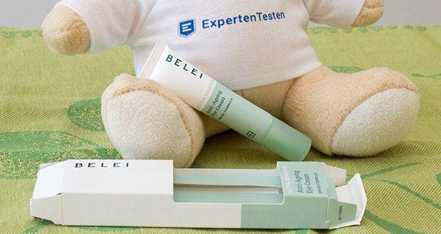 Belei Ultra sensible Anti-Ageing-Augencreme im Test - parfümfrei