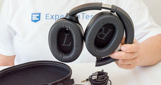 Mu6 Bluetooth Kopfhörer Space2 im Test - Rauschunterdrückung: Aktive Rauschunterdrückung mit Composite Feedback