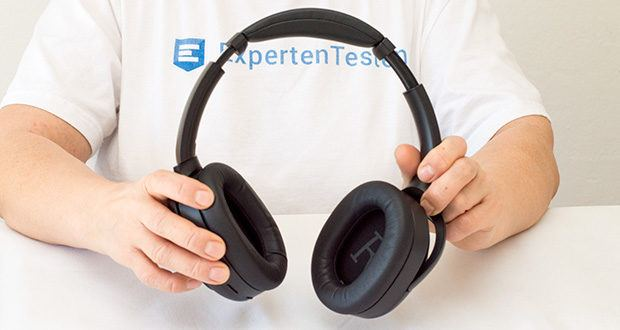 Mu6 Bluetooth Kopfhörer Space2 im Test - verbessertes System, das nicht nur Geräusche über einen breiteren Frequenzbereich unterdrückt, sondern auch Fehler anpasst und korrigiert