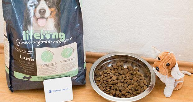 Lifelong Hundefutter für ausgewachsene Hunde mit Lamm im Test - von Tierernährungswissenschaftlern entwickelt und von Tierärzten überprüft