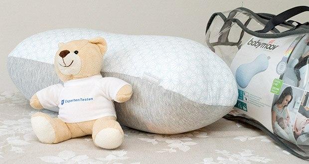 Babymoov Mum und B Fresh Stillkissen im Test - mit Hebammen entwickelt