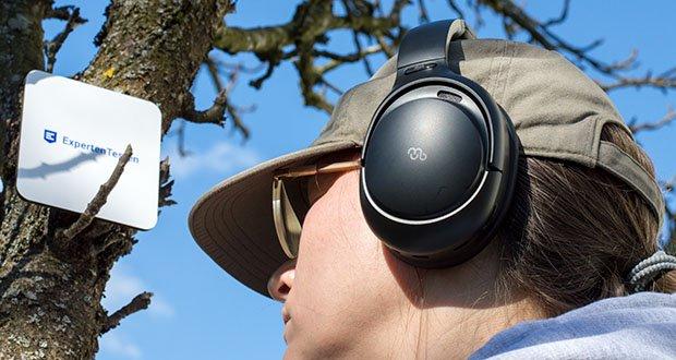 Mu6 Bluetooth Kopfhörer Space2 im Test - 3D Touch- und Stimme-Assistentin