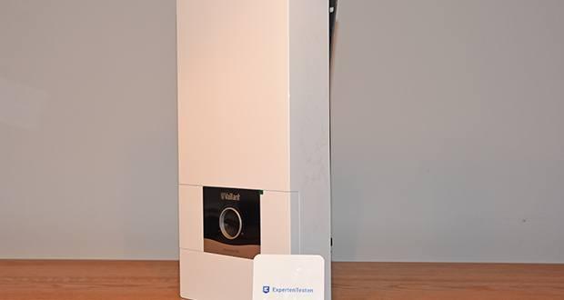 Vaillant Elektro-Durchlauferhitzer VED E 21/7 im Test - Gütesiegel Komfort & Qualität für anwenderfreundliche Gerätetechnik