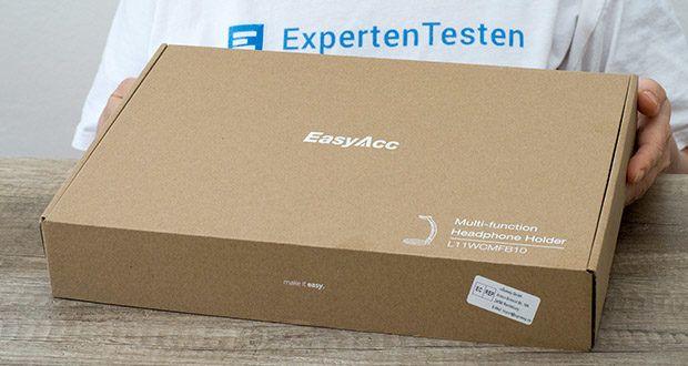 EasyAcc Kopfhörerhalter Headset Halterung im Test - mit 18-monatige Garantie ab Kaufdatum