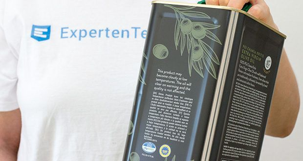 Happy Belly Select Natives Olivenöl extra im Test - von Hand geerntet in Griechenland