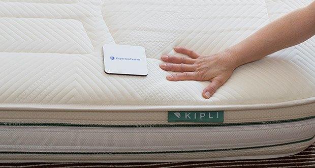 KIPLI Naturlatex-Matratze im Test - die Zusammensetzung des Herzstücks, das ausschließlich aus 100% Naturlatex besteht