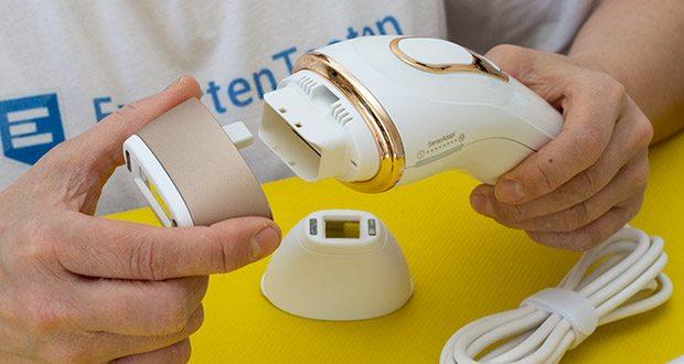 Braun Silk-Expert Pro 5 IPL-Haarentfernungsgerät im Test - behandeln Sie beide Beine in weniger als fünf Minuten auf der niedrigsten Energiestufe